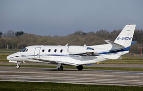 Cessna model560XL citationXLS manchester arp.jpg