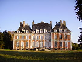 The Château of Montalivet-Lagrange