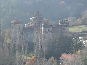 Image illustrative de l'article Forteresse de Saint-Vidal