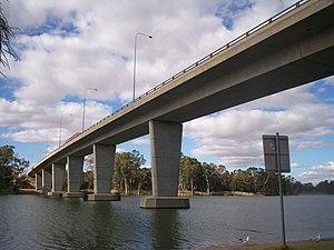 George Chaffey - Image: Chaffey Bridge Mildura
