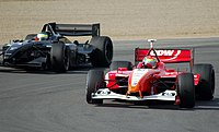 ChampCar 2007 Wilson Baumgartner.jpg