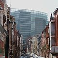 Charlemagne building from Rue St Quentin straat 2012-03.jpg