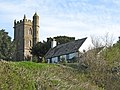 Charlynch Church and the old schoolhouse - geograph.org.uk - 1236708.jpg