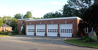 Chatham Borough, New Jersey - Chatham Firehouse Plaza