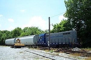 Chattooga and Chickamauga Railway - Image: Chattooga & Chickamauga 103 05 14 04 022