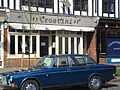 Cheam Surrey London Borough of Sutton Crostini restaurant.JPG