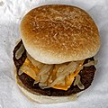 Cheeseburger with onions at Hatfield Heath Festival 2017.jpg