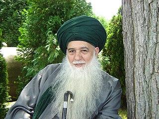Hisham Kabbani American Sufi leader