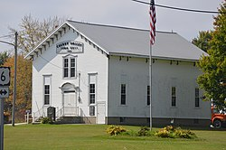 Cherry Valley's town hall