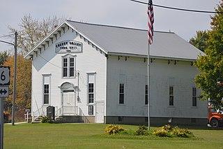 Cherry Valley Township, Ashtabula County, Ohio Township in Ohio, United States