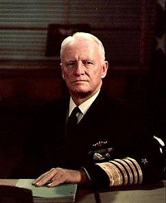 Chester W. Nimitz United States Navy fleet admiral