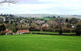 Chew Stoke Human settlement in England