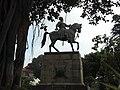 Chhatrapati Shivaji Maharaj statue at Gateway Mumbai DSCN4334 (1) 03.jpg