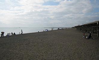 Mihama-ku - The Beach of Mihama-ku