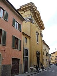 Chiesa Santa Marta, Pisa.JPG