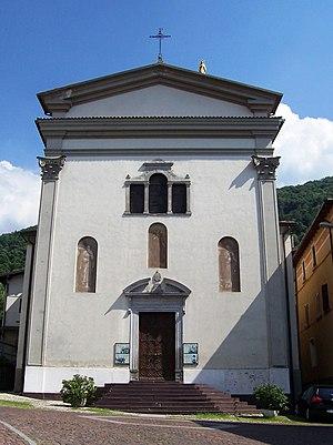 Pian Camuno - Parish Church