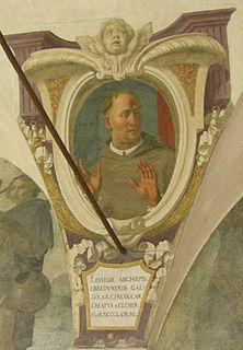 Pasteur de Sarrats French cardinal