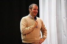 Chris Barrie (2009)