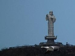 Christ of the Mercy statue, San Juan del Sur.jpg