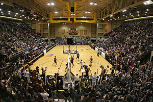 Christl Arena - Army vs Navy 2010