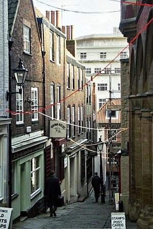 Christmas Steps, Bristol - Image: Christmassteps