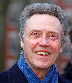 Christopher Walken in February 2008