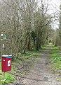 Chudleigh Knighton - bridleway - geograph.org.uk - 738758.jpg