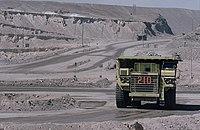 Chuquicamata, la mina a tajo abierto más grande del mundo.