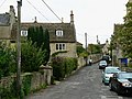 Church Lane, Box, Wiltshire - geograph.org.uk - 1443566.jpg