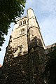 Church of St. Mary, Lambeth Bridge Roundabout, now the Museum of Garden History 4 tower.jpg