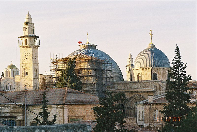 Datei:Church of the Holy Sepulchre.jpg
