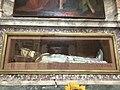 Cilavegna - chiesa della Beata Vergine del Rosario - tomba del beato Alberto Calvi.jpg