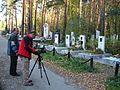 Cimitero Mafia- Ekaterinburg -Siberia Franco Zanghì.JPG