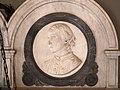 Cimitero di settignano, tomba di niccolò tommaseo e della moglie diamante 04.jpg