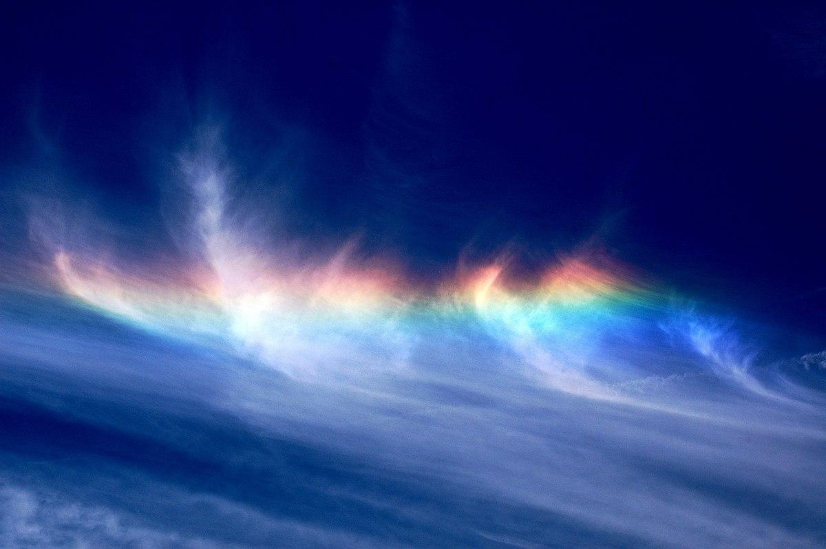 Arco circunhorizontal - Wikipedia, la enciclopedia libre