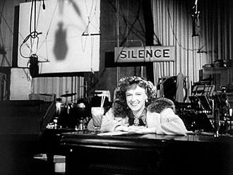 Citizen Kane trailer - Dorothy Comingore