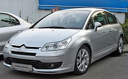 Citroën C4 Coupe
