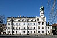 City Hall of the former City of Kazimierz, 1 Wolnica square, Kazimierz, Kraków, Poland.jpg
