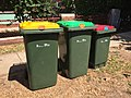 City of Wagga Wagga - 240L FOGO, 240L Recycling and 140L general waste bins.jpg