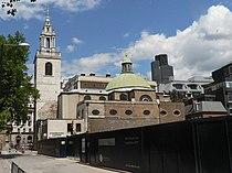 City parish churches - St. Stephen Walbrook - geograph.org.uk - 490996.jpg