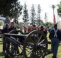 Civil War Reenactors and Gordon Highlanders (2392308403).jpg