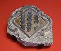 Clau de volta gòtica amb escut dels Pardo de la Casta, Museu de Belles Arts de València.JPG
