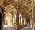Claustro del monasterio de San Juan de los Reyes, Toledo, España..jpg