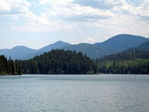 Cle Elum Lake - Image: Cle Elum Lake (533523210)
