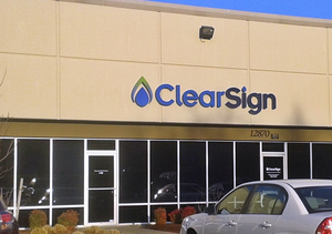ClearSign Combustion - The offices of ClearSign Combustion pictured in 2015