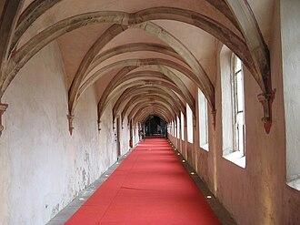Molsheim - Image: Cloitre Molsheim