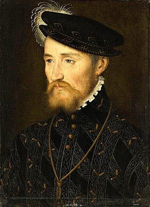 Francis, Duke of Guise, by François Clouet