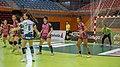 Club Balonmano Granollers vs Aula Alimentos de Valladolid en la Copa de la Reina 2019.jpg