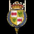 Coat of Arms - John de Montacute, 3rd Earl of Salisbury, KG.png