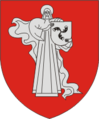 Coat of Arms of Žodzina, Belarus.png